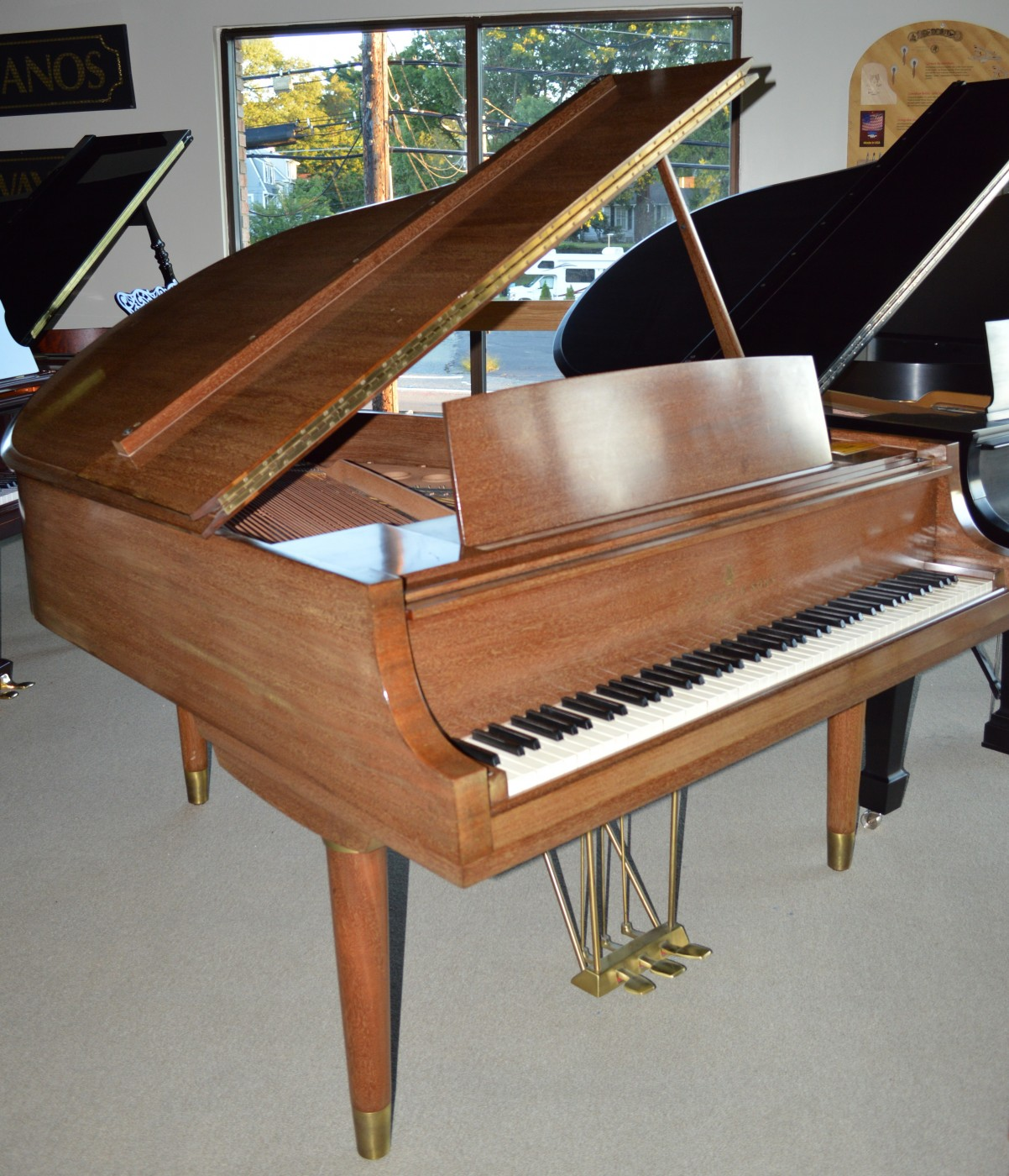 Steinway Model A Dimensions Crafts