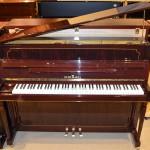 Schimmel Studio Upright Piano | Walnut Polish
