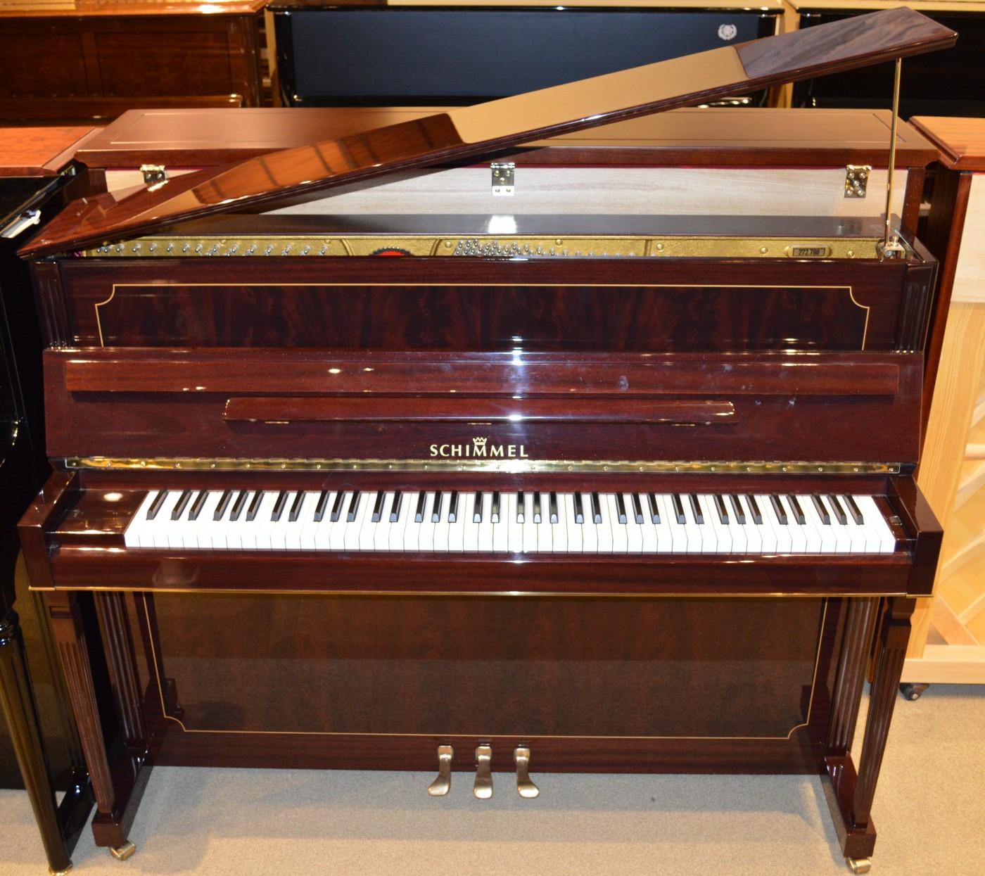 schimmel studio upright roger 39 s piano roger 39 s piano. Black Bedroom Furniture Sets. Home Design Ideas