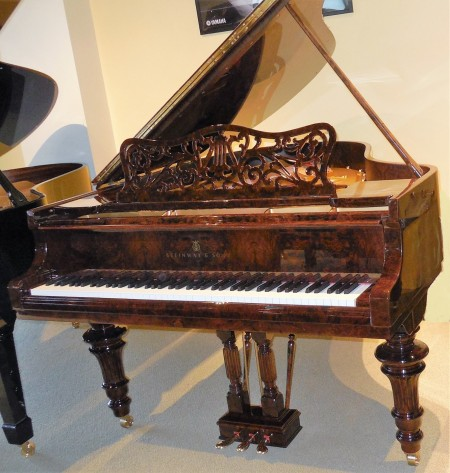 Steinway Sons Piano for Sale   Model O Piano
