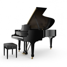 Steinway Grand Piano   Model B   Ebony Polish
