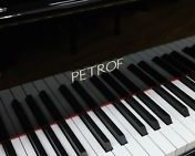 Petrof Grand Piano in Massachusetts