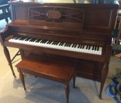 Baldwin Hamilton Traditional Piano