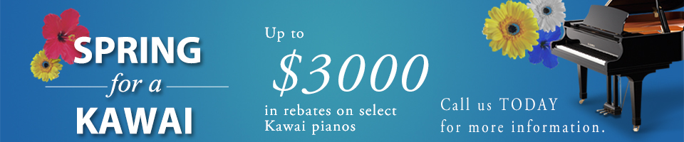 Kawai Piano Rebate
