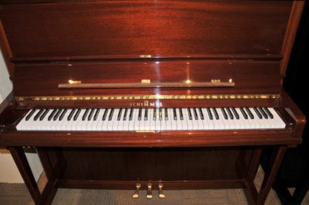 Schimmel Upright Piano